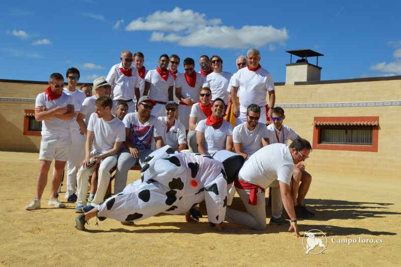 Bull running experiences