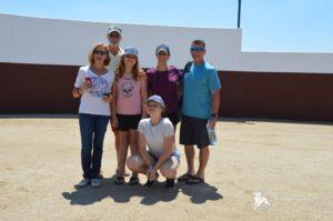 Family bull tour