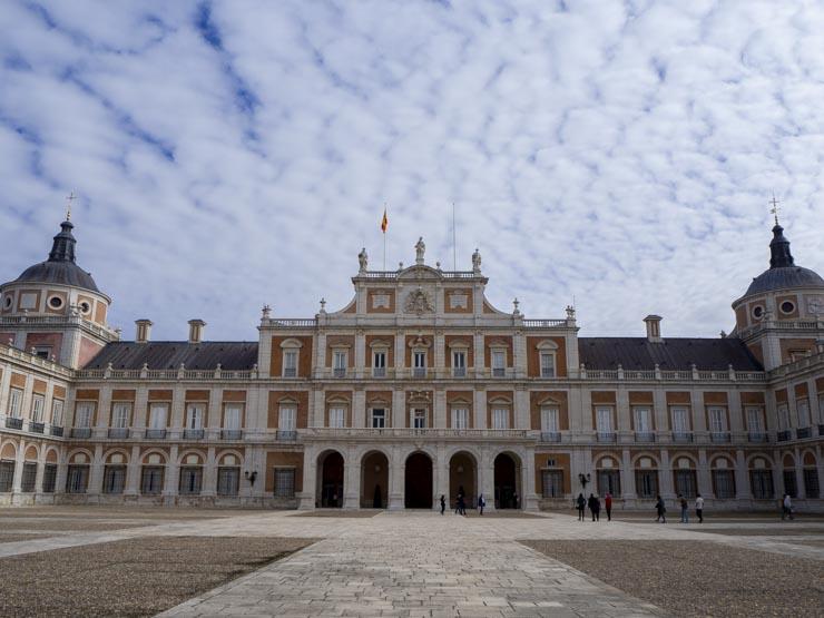 Royal Palace Aranjuez